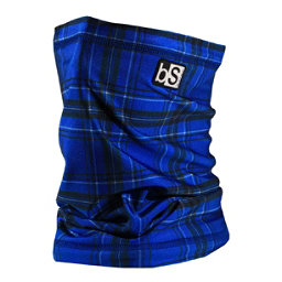 BlackStrap Tube Prints Neck Warmer, Royal Plaid, 256