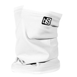 BlackStrap The Tube Solid Neck Warmer, White, 256
