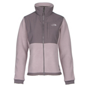 The North Face Denali 2 Womens Jacket, Quail Grey-Rabbit Grey, medium