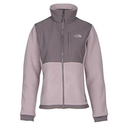 The North Face Denali 2 Womens Jacket, Quail Grey-Rabbit Grey, 256