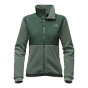 The North Face Denali 2 Womens Jacket, Balsam Green Heather-Darkest S, medium
