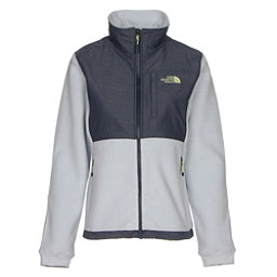 The North Face Denali 2 Womens Jacket, Arctic Ice Blue-Cosmic Blue He, 256