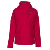 The North Face Boundary Triclimate Womens Insulated Ski Jacket, Cerise Pink, medium