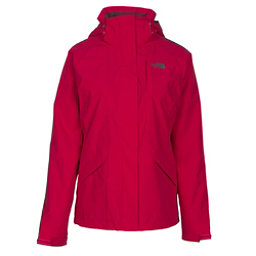 The North Face Boundary Triclimate Womens Insulated Ski Jacket, Cerise Pink, 256