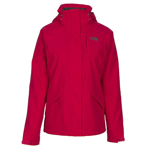 The North Face Boundary Triclimate Womens Insulated Ski Jacket, Cerise Pink, 600