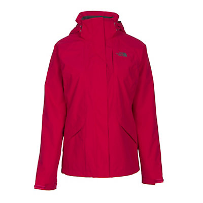 The North Face Boundary Triclimate Womens Insulated Ski Jacket, TNF Black, viewer