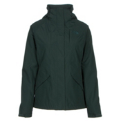 The North Face Boundary Triclimate Womens Insulated Ski Jacket, Darkest Spruce, medium