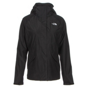 The North Face Boundary Triclimate Womens Insulated Ski Jacket, TNF Black, medium