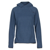 The North Face Sherpa Pullover Womens Hoodie, Shady Blue, medium