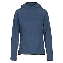 The North Face Sherpa Pullover Womens Hoodie, Shady Blue, 256