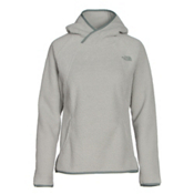 The North Face Sherpa Pullover Womens Hoodie, Wrought Iron, medium