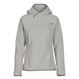 The North Face Sherpa Pullover Womens Hoodie, Wrought Iron, 256