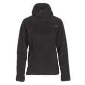 The North Face Sherpa Pullover Womens Hoodie, TNF Black, medium