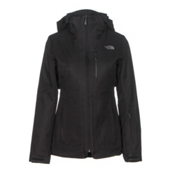 The North Face ThermoBall Snow Triclimate Parka Womens Insulated Ski Jacket, TNF Black, medium