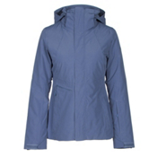The North Face Garner Triclimate Womens Insulated Ski Jacket, Coastal Fjord Blue, medium