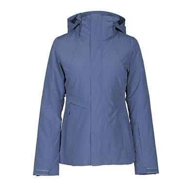 The North Face Garner Triclimate Womens Insulated Ski Jacket, Coastal Fjord Blue, viewer