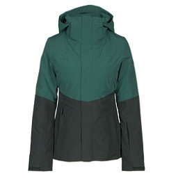 The North Face Garner Triclimate Womens Insulated Ski Jacket (Previous Season), Conifer Teal-Darkest Spruce, 256