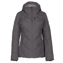 The North Face Core Fire Womens Insulated Ski Jacket, Rabbit Grey, 256