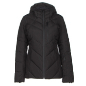 The North Face Core Fire Womens Insulated Ski Jacket, TNF Black, medium