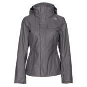 The North Face Helata Triclimate Womens Insulated Ski Jacket, Rabbit Grey, medium
