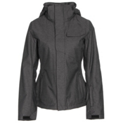 The North Face Helata Triclimate Womens Insulated Ski Jacket, TNF Black, medium