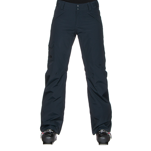 The North Face Freedom LRBC Insulated Womens Ski Pants, Urban Navy, 600