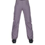 The North Face Freedom LRBC Insulated Womens Ski Pants, Quail Grey, medium