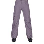 The North Face Freedom LRBC Insulated Womens Ski Pants, Quail Grey, medium