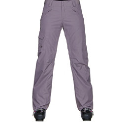 The North Face Freedom LRBC Insulated Womens Ski Pants, Quail Grey, 256