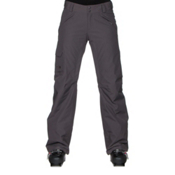 The North Face Freedom LRBC Insulated Womens Ski Pants, Rabbit Grey, medium