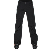 The North Face Freedom LRBC Insulated Short Womens Ski Pants, TNF Black, medium