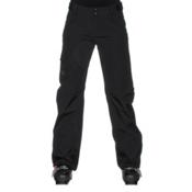 The North Face Freedom LRBC Insulated Short Womens Ski Pants, TNF Black, medium