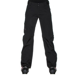 The North Face Freedom LRBC Insulated Short Womens Ski Pants, TNF Black, 256