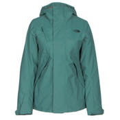 The North Face Connector Womens Insulated Ski Jacket, Deep Sea, medium