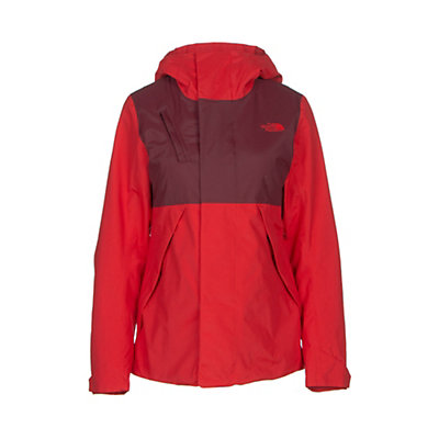 The North Face Connector Womens Insulated Ski Jacket, TNF Black, viewer