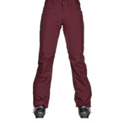 The North Face Aboutaday Womens Ski Pants, Deep Garnet Red, medium