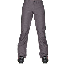 The North Face Aboutaday Womens Ski Pants, Rabbit Grey Heather, 256