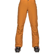 The North Face Aboutaday Womens Ski Pants, Citrine Yellow, medium