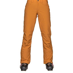 The North Face Aboutaday Womens Ski Pants, Citrine Yellow, 256