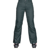The North Face Sally Pant Womens Ski Pants, Darkest Spruce, medium