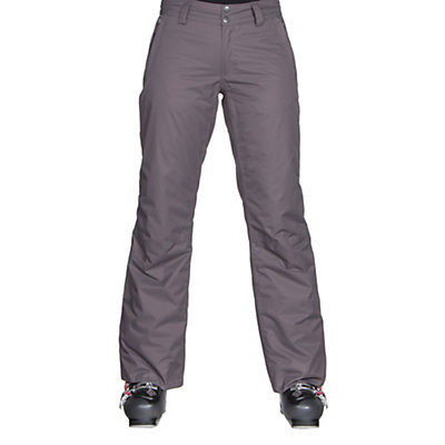 The North Face Sally Pant Long Womens Ski Pants, Rabbit Grey, viewer