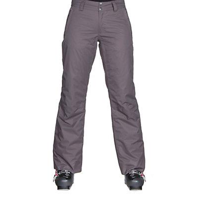 The North Face Sally Pant Long Womens Ski Pants, Rabbit Grey, viewer