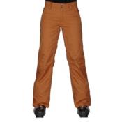 The North Face Sally Pant Long Womens Ski Pants, Citrine Yellow, medium