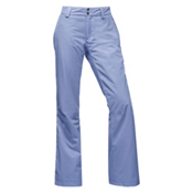 The North Face Sally Pant Long Womens Ski Pants, Grapemist Blue, medium