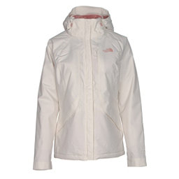 The North Face Inlux Womens Insulated Ski Jacket, Vintage White, 256