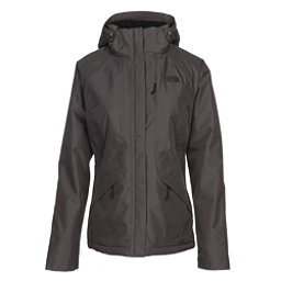 The North Face Inlux Womens Insulated Ski Jacket, Asphalt Grey, 256