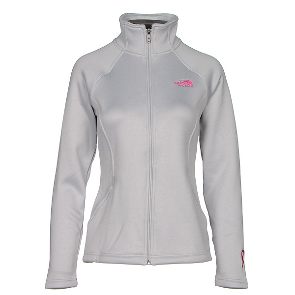 The North Face PR Agave Womens Jacket, High Rise Grey, 600