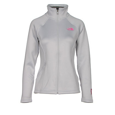 The North Face PR Agave Womens Jacket, High Rise Grey, viewer