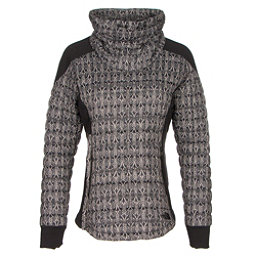 The North Face MA ThermoBall Pullover, TNF Black Lace Print, 256