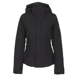 The North Face Powdance Womens Insulated Ski Jacket, TNF Black, 256